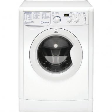 Skalbimo mašina Indesit EWSD 61252 W (EU)
