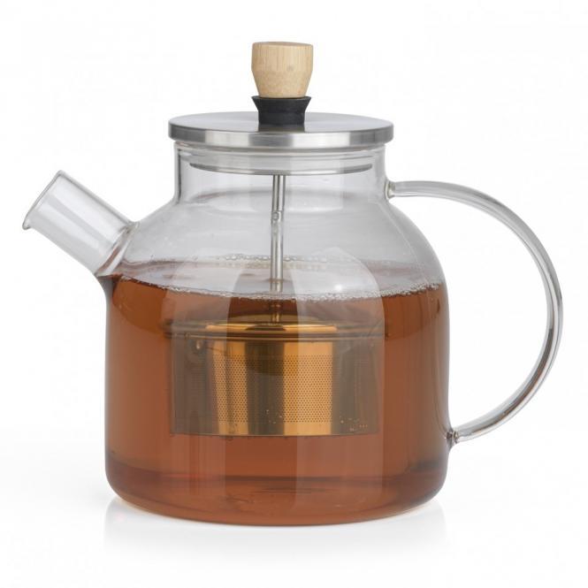 BEEM klaasist teekann TEEKANNE (1l)