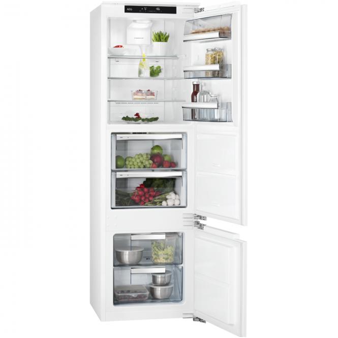 177 cm sisseehitatud külmkapp koos sügavk�..