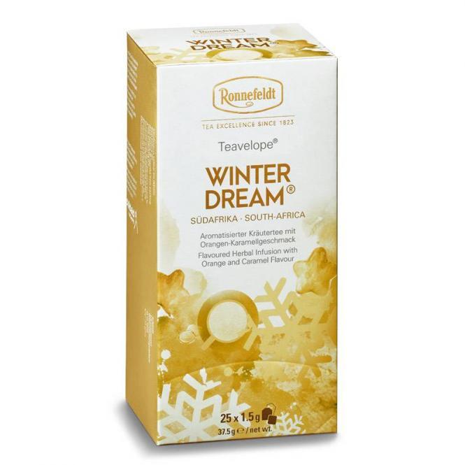 Teavelope® taimetee Winterdream® 25 tk.