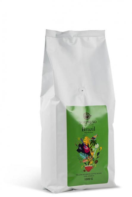 Kava ÜLLATUD BRAZILIA KOLLANE MULT (1 kg)