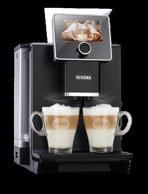 Kohvimasin NIVONA Cafe Romatica 960