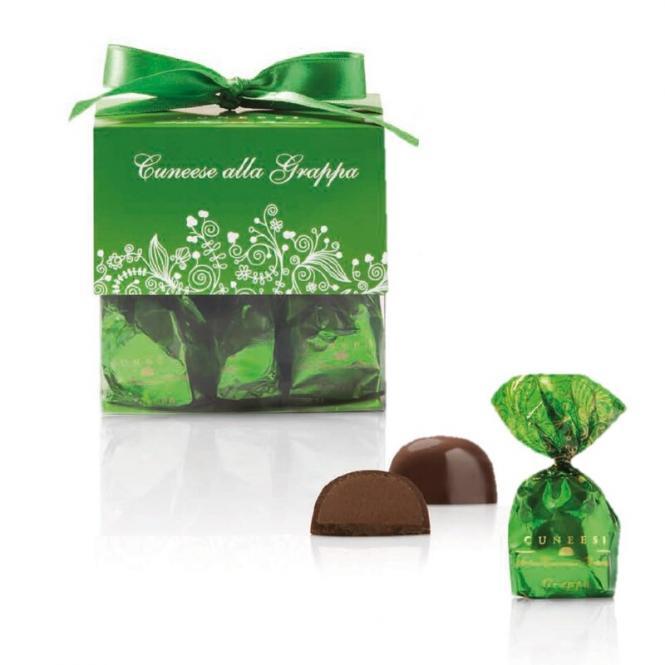 Šokolaadikommid CUNEESI ALLA GRAPPA 180 g
