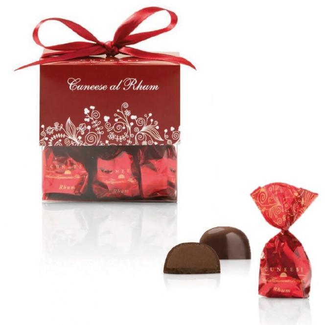 Šokolaadikommid CUNEESI AL RHUM 180g