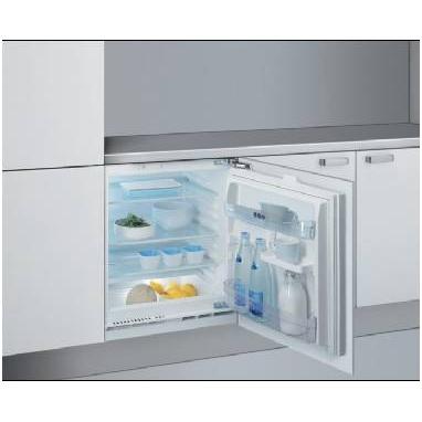 Sügavkülmikuta sisseehitatud külmkapp Whi..
