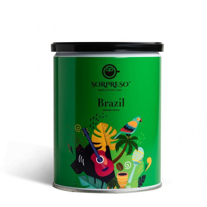 Jahvatatud kohv SORPRESO BRAZILY YELLOW BOUR..