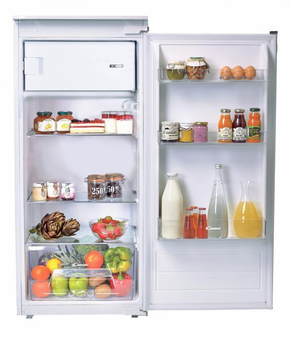 Sisseehitatud külmkapp koos sügavkülmaga ..