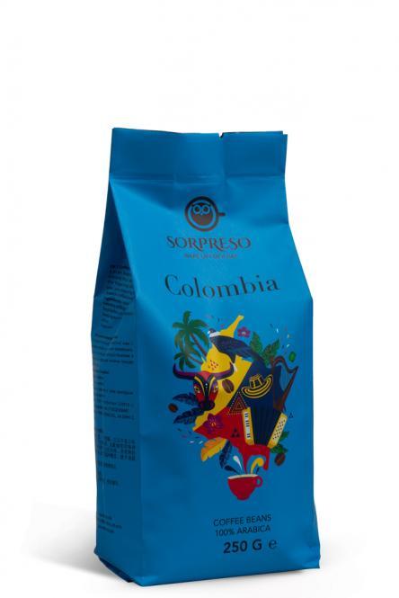 Kava ÜLLATATUD COLOMBIA MEDELLIN SUPREMO (2..