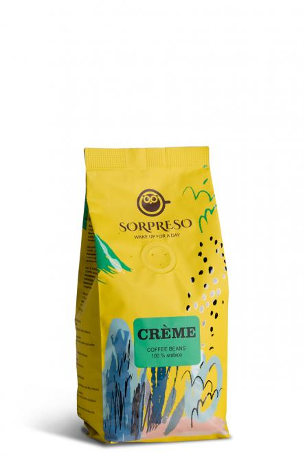 Kava SORPRESO CREME (250 g)