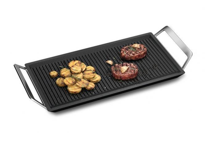 Lisand pliitidele - Plancha grill Electrolux..