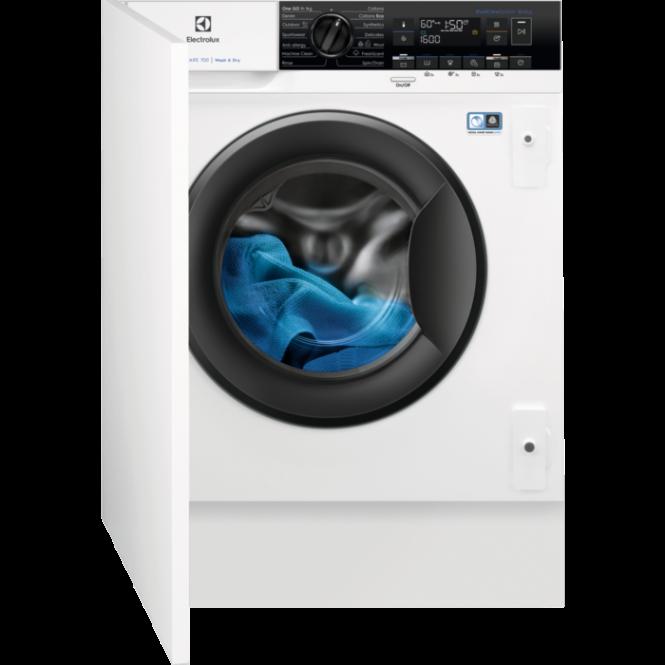 Sisseehitatud pesumasin-kuivati Electrolux E..