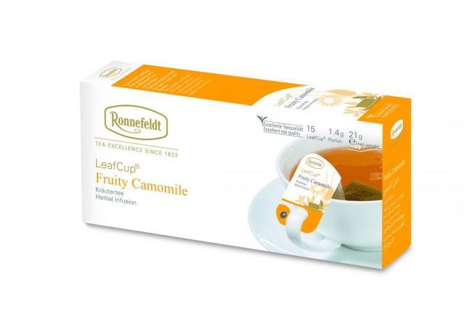 LeafCup® taimetee puuviljane kummel 15 tk.