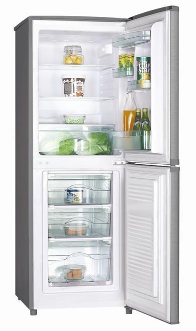 Eraldiseisev sügavkülmikuga külmkapp allosas G..