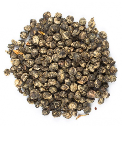 Lahtine roheline tee Jasmine Pearls® (100 g..