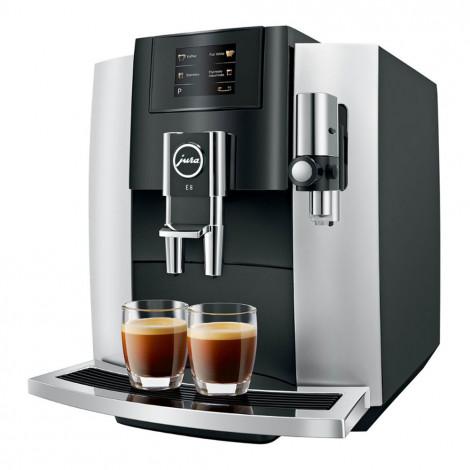 Kohvimasin Jura E8 platin Touch