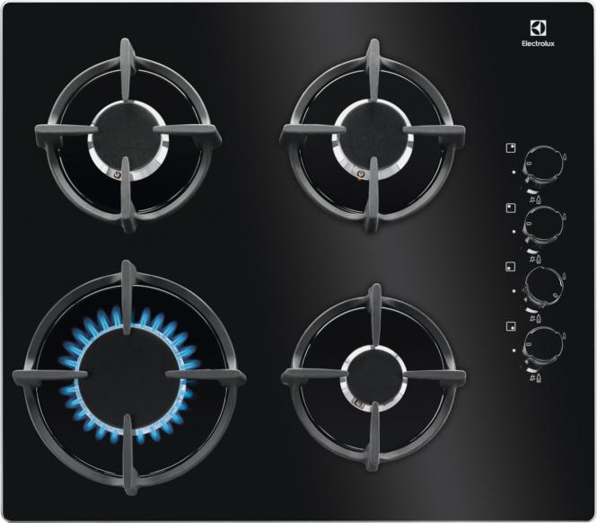 Sisseehitatud gaasipliit Electrolux KGG6407K