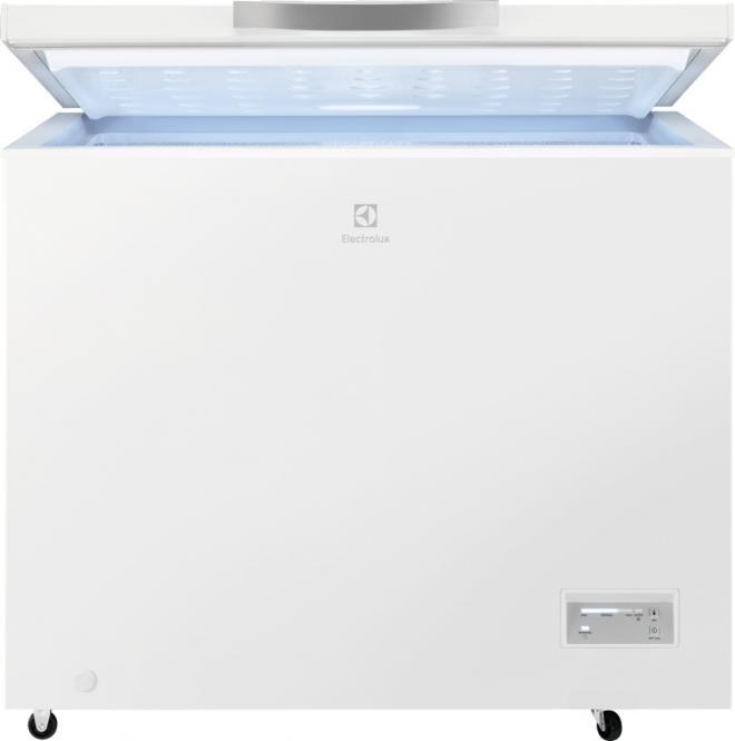 254 l külmik Electrolux LCB3LF26W0, LowFrost