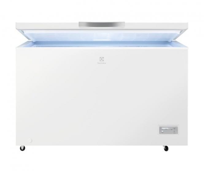 371 l külmik Electrolux LCB3LF38W0, LowFrost