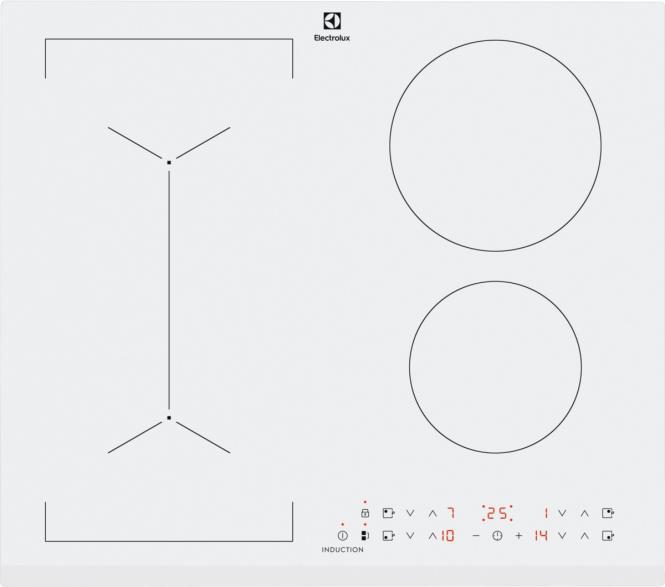 59 cm laiune induktsioonpliit Electrolux LIV..