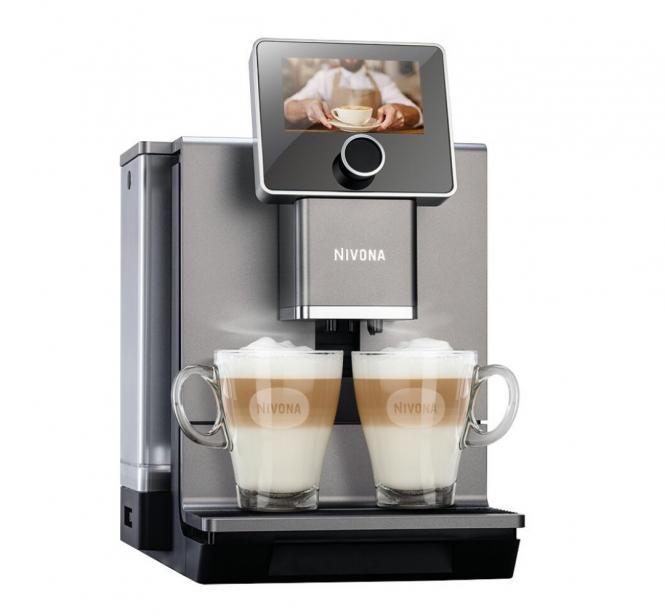 Kohvimasin NIVONA Cafe Romatica 970