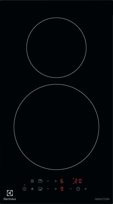 29 cm laiune Domino induktsioonpliit Electro..