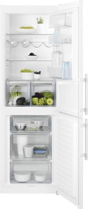 Külmkapp sügavkülmikuga Electrolux 185cm...