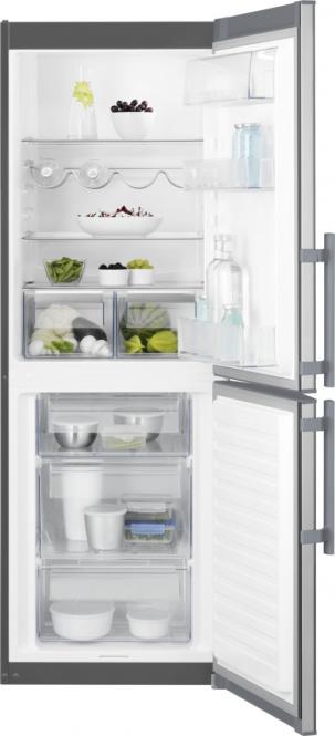 Külmkapp koos sügavkülmikuga Electrolux 1..