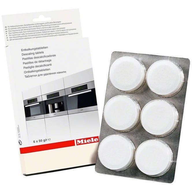 MIELE katlakivi eemaldamise tabletid 6 tk.