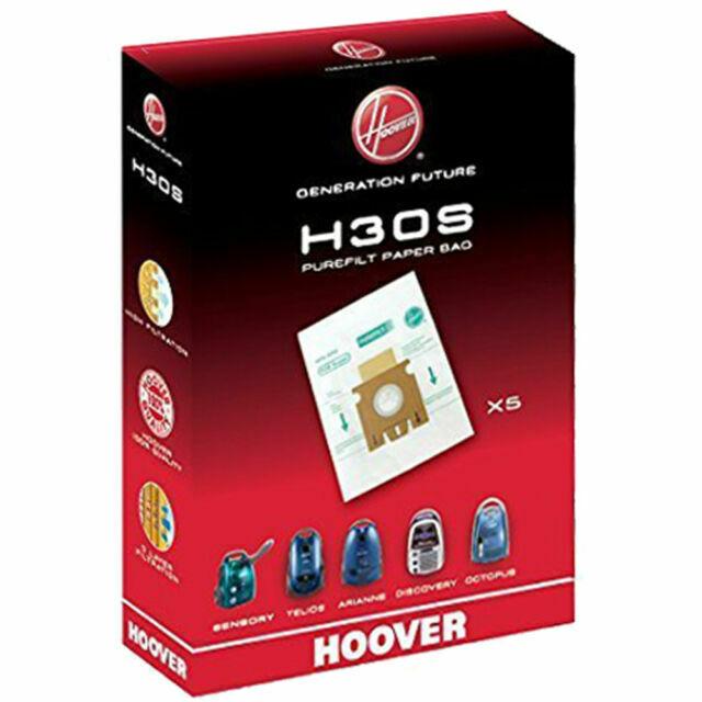 Kotid tolmuimejale Hoower H30 S