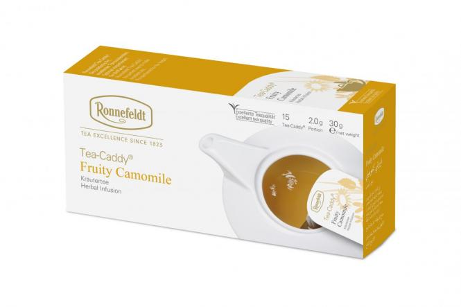 Tea Caddy® taimetee Fruity Camomile
