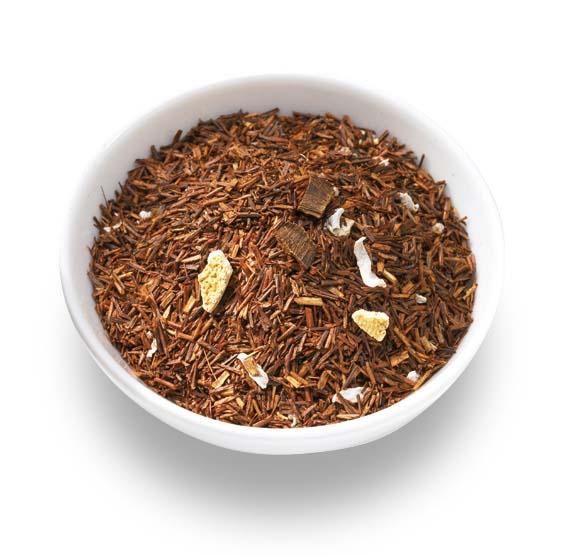 Tea Caddy® taimetee Rooibos Cream Orange