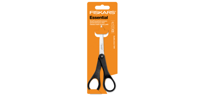 Paberkäärid Fiskars Essential 1023818, 18 cm