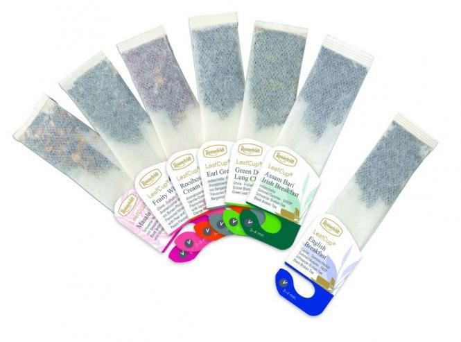 LeafCup® roheline tee Jasmine Gold 15 tk.