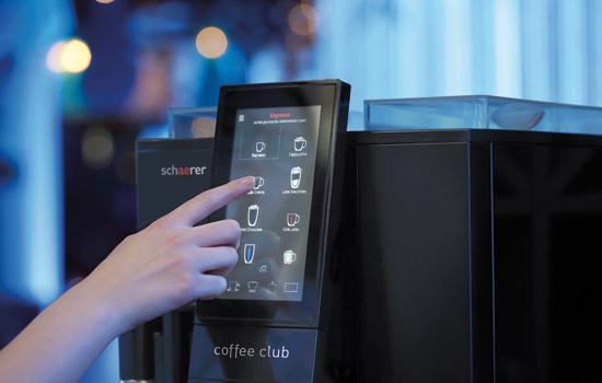 Schaereri kohviklubi (põhikomplekt)