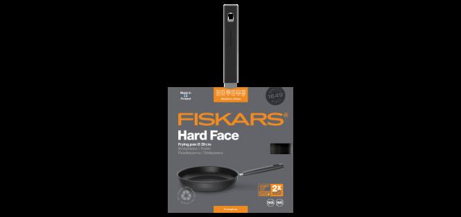 Praepann Fiskars Hard Face 1052224, 28 cm