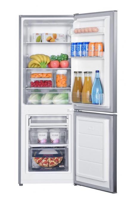 Eraldiseisev sügavkülmikuga külmkapp allosas GODDESS RCE0142GX9E